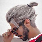 Basic Trends for Men's hair color in 2020